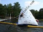 inflatable iceberg water toy , iceberg climbing wall