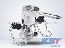 sanitary aseptic sampling valve