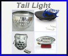 Led Motorcycle Rear Tail Light For Suzuki