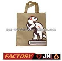 China Wholesale Non Woven Shopping Bags Reusable Gift Bag Kid Bag