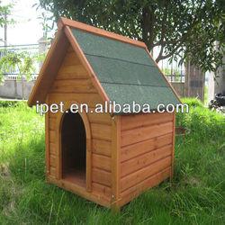 Large Wooden dog house kennels DK014S