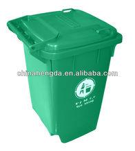 plastic durable dustbin mold