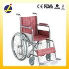 JL802-35 steel lightweight folding children wheelchair