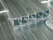 drywall system galvanized steel studs frame