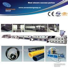 High-tech enterprise designing and producting HDPE PE pipe making machine
