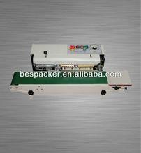 Automatic plastic bag packing machine Plastic /film continuous sealing machine