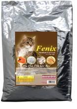 FENIX CAT FOOD 8KG AND 20 KG