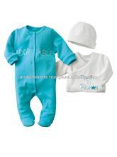 Born baby clothing set