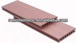 New 2014 WPC hollow decking ( SGS,FSC ,CE ,EU standard etc.)