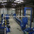 reciclagem de resíduos de pneus pó de borracha