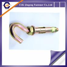 STEEL PEG with hook bolt/C type STEEL PEG