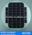 ronda 8w epoxi panel solar de acuerdo a su requerido