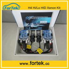 High quality H4 Hi/Lo oem avalible hid bi xenon h4 8000k 35w 55w