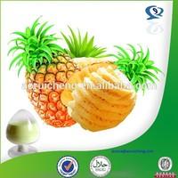 bromelain from pineapple stem, pineapple stem extract, bromelain/bromelin
