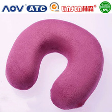 2014 Linsen cheap wholesale funny U shaped pillow