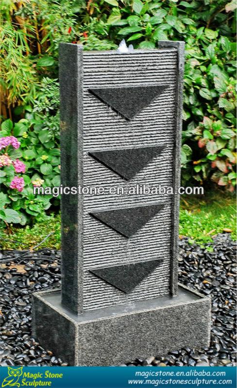 Grote granieten patio tuin fonteinen stenen tuin producten product id 1687612021 - Decoratie stenen tuin ...
