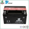 chinês bateria de 12 volts da bateria de armazenamento para jincheng motocicleta