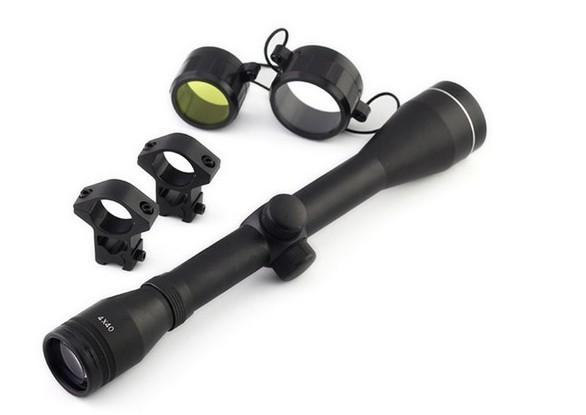 hunting Top Grade weapon design Demonhunter 4x40 Hunting Rifle thermal Scope w/ Free Mounts gun accessories air soft