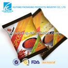 Hot sale spice packaging machine plastic bag