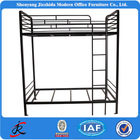 DUJ embedded technique adult queen size metal frame bunk beds