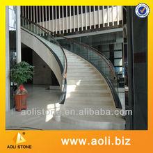 marble stair step spiral stair marble steps design