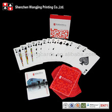 Custom Playing Cards of China Novelty Printing, 555 Playing Cards