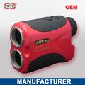 Aite brnad 6*24 600meters( patio) láser de medir la velocidad función telémetro 9mm de bala