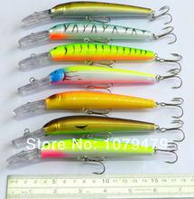 150mm minnow fishing lures 15CM 17G #4HOOKS 5.9inch/0.6OZ fishing bait big game minnow