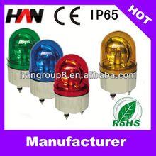 LED reflective revolving flashing warning beacon
