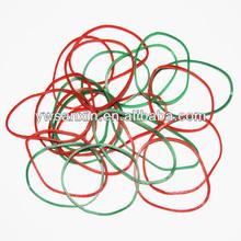 Mini colored rubber bands
