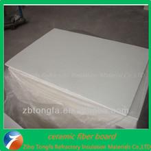 heat insulation fireplace ceramic fiber board