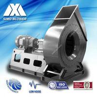 low noise large capacity energy saving Mine ventilation Fan