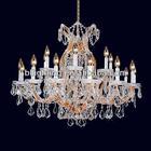 Italian crystal modern living room chandelier old fashion chandeliers
