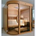 de lujo sauna tradicional de los fabricantes