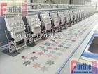 9 needles 24 head embroidery machine high speed flat embroidery machine sequin embroidery machine