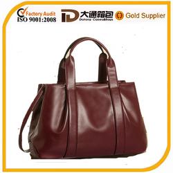 2014 PU fashion handbags women bags