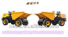 5ton CE FCY50 hydraulic 4x4 mini dump truck