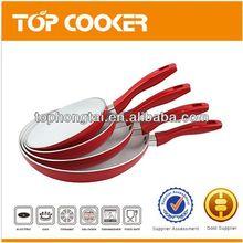 Hot selling aluminum PFDA free ceramic cookware