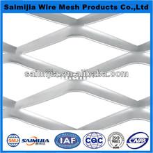 Diamond Opening Expanded Mesh/expandable sheet metal diamond mesh