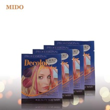 newest salon use professional organic many color hair dye black powder