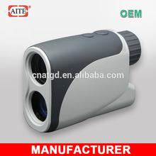6*24 400m laser hand-held slope measure function rangefinder spoiler for golf 4
