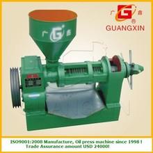 small scale screw oil press machine YZYX70 Manual oil press machine
