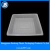 Eco-friendly custom frozen food tray packaging