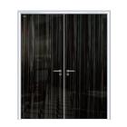 Double Design Wooden Door