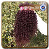 factory price 100% raw unprocessed curly virgin human brazilian rosa hair products