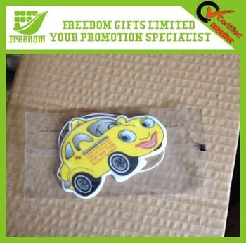 Advertising Make Hanging Paper Car Air Freshener