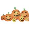 90cmH/3ft Halloween inflatable pumpkins