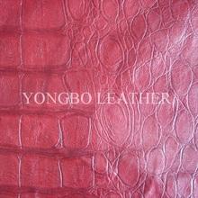 High quality crocodile leather for furniture/sofa/decorative