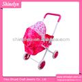 2014 cochecito china de fábrica al por mayor precioso cochecito de bebé muñeca de juguete ruedas no. 808-11