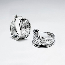unique braided 925 sterling silver jewelry wholesale